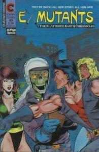 EX-MUTANTS #3 Special, VF/NM, Eternity, 1988, Post-Atomic Holocaust, Ron Lim