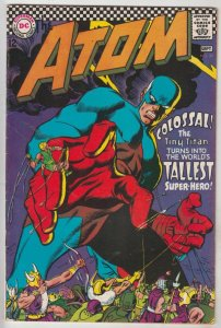 Atom, The #32 (Sep-67) VF/NM- High-Grade The Atom
