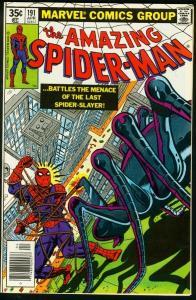 AMAZING SPIDER-MAN #191-1979-COOL-MARVEL-SPIDEY!-very fine VF