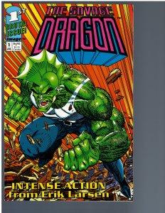 Savage Dragon #1 (1992)