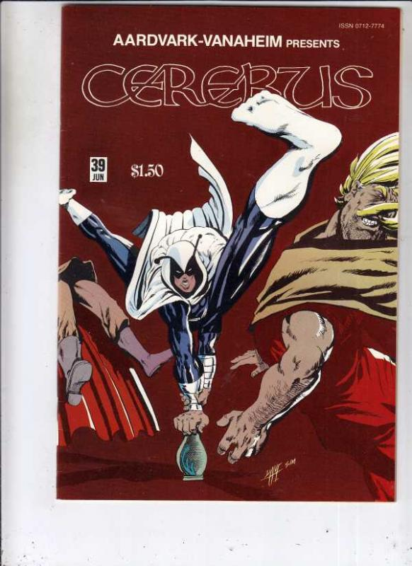 Cerebus #39 (Jun-82) NM- High-Grade Cerebus the Aardvark