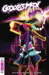 Goddess Mode #1 Main Cvr (DC, 2019) NM