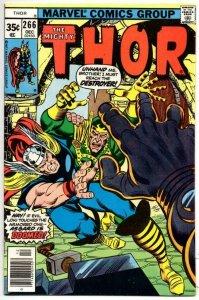 THOR #266 VF/NM God of Thunder DeZuniga Simonson 1966 1977, more Thor in store