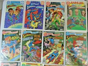 DC Comics Presents lot #1-89 + Annual 24 diff books 8.0 VF (1978-86)