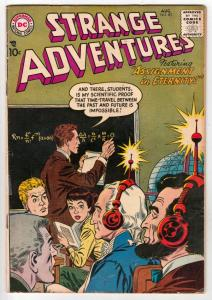 Strange Adventures #83 (Aug-57) VG/FN Mid-Grade