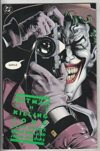 Batman Killing Joke #1 (Jan-88) NM/MT Super-High-Grade Batman, Robin the Boy ...