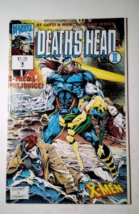 Death's Head II #1 Marvel Comic Book J757