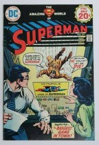 Superman #277 (July 1974) VF/NM 9.0 Neal Adams Art!