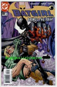 BATGIRL #40, Good Girl, NM, 2000, Superboy, Cruise Ship, more BG in store