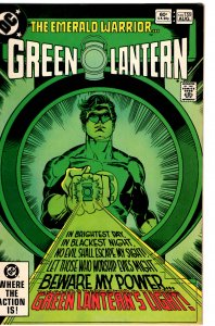 Green Lantern #155 (1960 v2) Guardians of the Universe NM-