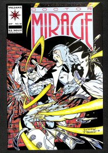 The Second Life of Doctor Mirage #10 (1994)