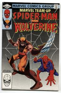 Marvel Team-up #117 COMIC BOOK Wolverine and Spider-Man  NM-