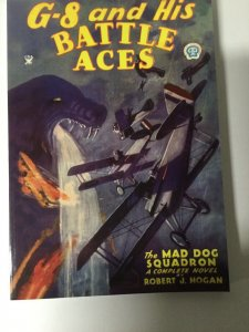 G-8 And His Battle Aces 14 Nm Near Mint Pulp Reprint Adventure House