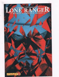 The Lone Ranger # 8 VF Dynamite Entertainment Comics Awesome Issue Western!! SW5