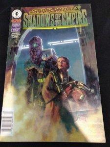 Star Wars Shadows of the Empire #4 Dark Horse Comics Newsstand 1996 1st ZUCKUSS