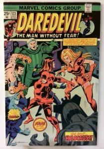 Daredevil #123 Marvel 1975 VF+ Bronze Age 1st Printing Comic Book