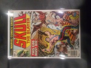 Skull the Slayer #8 (1976)