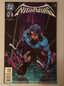 NIGHTWING #1 DC Comics 1996 High Grade Rare Book Gotham Batman Robin Dixon L@@K!