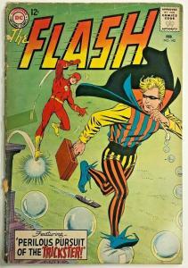 FLASH#142 FR 1963 DC SILVER AGE COMICS