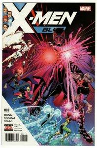 X-Men Blue #2 (Marvel, 2017) NM