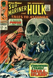 Tales to Astonish (Vol. 1) #96 VG; Marvel | low grade comic - save on shipping -