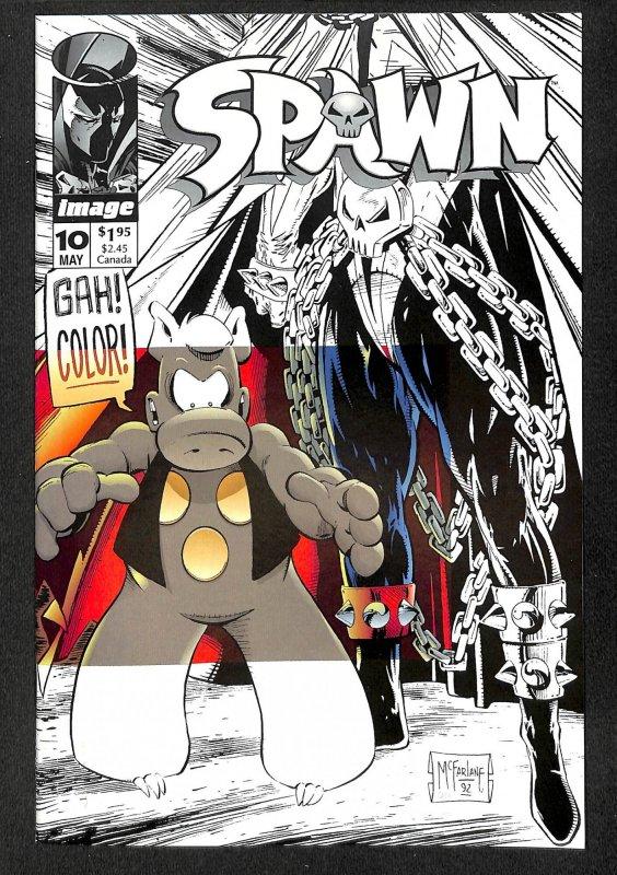 Spawn (ES) #10