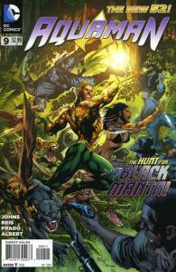 Aquaman (7th Series) #9 VF/NM; DC | save on shipping - details inside
