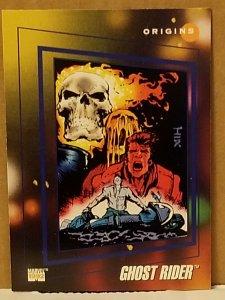 1992 Marvel Universe #167 Ghost Rider