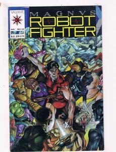 Magnus Robot Fighter # 14 FN/VF Valian Comic Books Solar Man Of The Atom!!!! SW7
