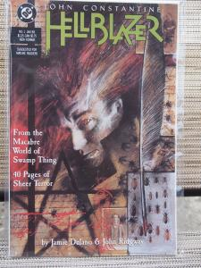 Hellblazer 1  VF/NM Unread First John Constantine in his own title