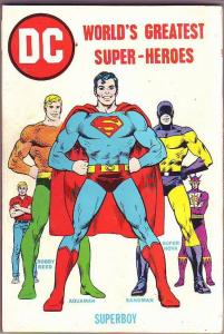 DC 100-Page Super Spectacular #15 (Mar-73) VF High-Grade Superboy