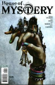House of Mystery (2nd Series) #37 VF/NM; DC/Vertigo   save on shipping - details