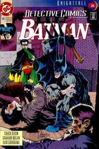 Detective Comics (1937 series) #665, NM- (Stock photo)