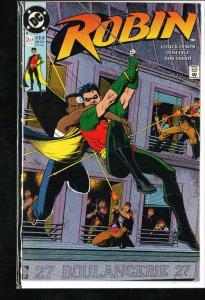 Robin #2 (1991)