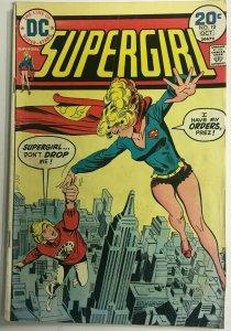 SUPERGIRL#10 VG/FN 1973 DC BRONZE AGE COMICS