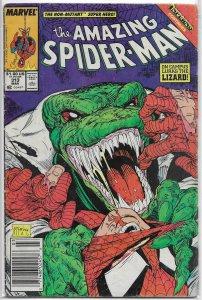 Amazing Spider-Man   vol. 1   #313 GD (Inferno)