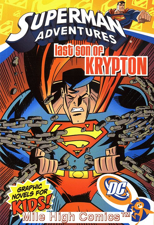 SUPERMAN ADVENTURES: LAST SON OF KRYPTON TPB (VOL. 3) (2006 Series) #1 Near Mint