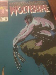 Marvel Marvel Comics  Presents Wolverine #140 Mint/Ghostrider
