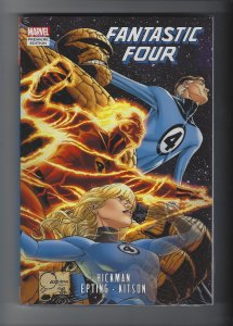 FANTASTIC FOUR PREMIERE EDITION HARDCOVER