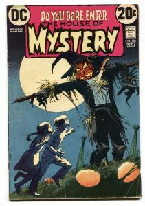 House Of Mystery #206 1972- DC Bronze Horror- Berni Wrightson