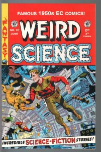Weird Science-#12-1995-Fantasy-Gemstone-EC Reprint