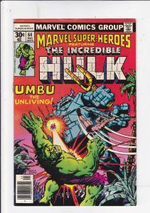 Marvel Super-Heroes #64
