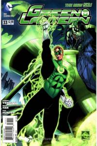 Green Lantern (5th Series) #33A VF/NM; DC   save on shipping - details inside
