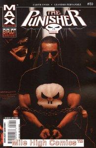 PUNISHER MAX (2004 Series) #39 Near Mint Comics Book