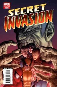 Secret Invasion #1B VF/NM; Marvel | save on shipping - details inside