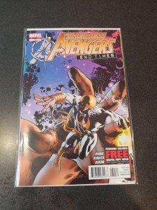 New Avengers #34 (2013)