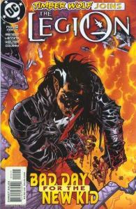 Legion (2001 series) #15, NM- (Stock photo)
