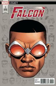 Falcon (2nd Series) #1B VF/NM; Marvel | save on shipping - details inside