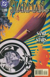 Starman (2nd Series) #23 FN; DC | save on shipping - details inside