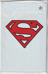 Adventures of Superman # 500  He Died ?